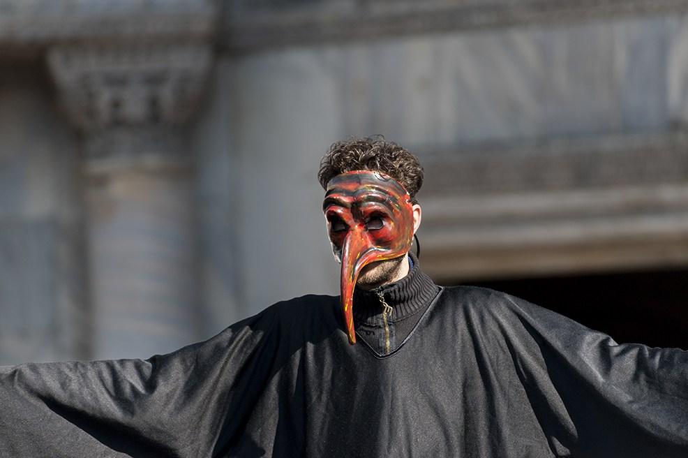 carnevale di venezia Bad Bird