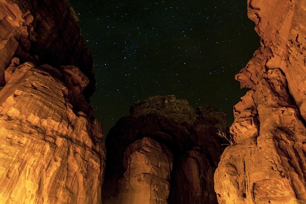 Petra By Night Rockwall