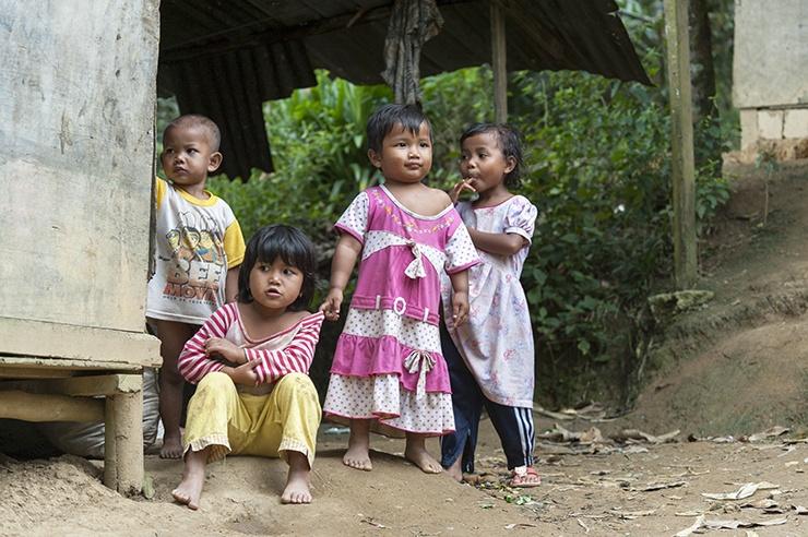 Cameron Highlands Orangasli Kids