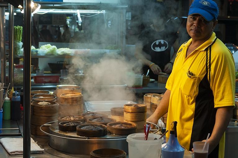 Kuala Lumpur Batman Cook