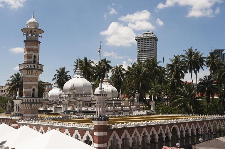 Kuala Lumpur Mosque