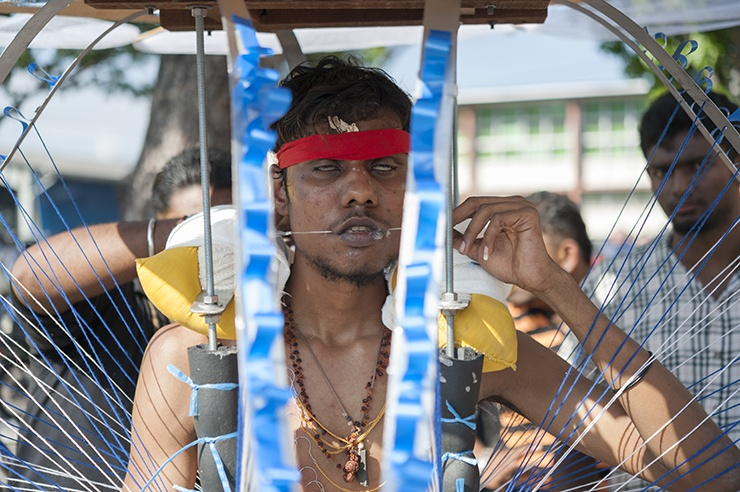Thaipusam Not Well