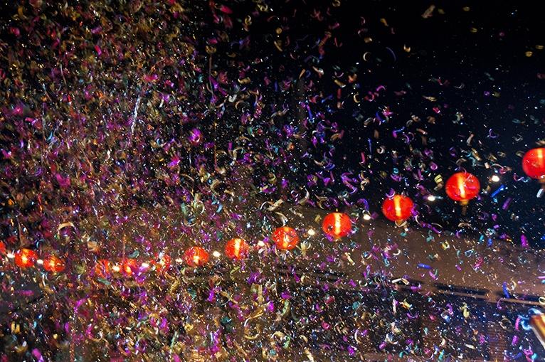 Penang Chinese New Year Confetti