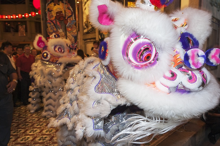 Penang Chinese New Year Lion