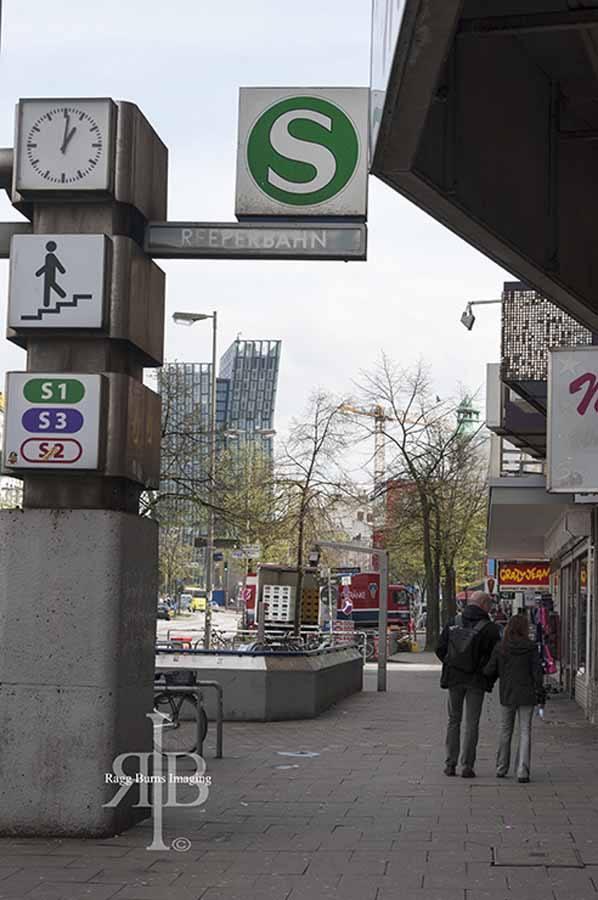 Hamburg-Reeperbahn