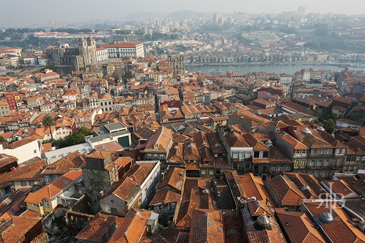 Porto From Above