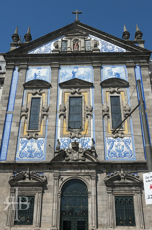 Porto Tile Church