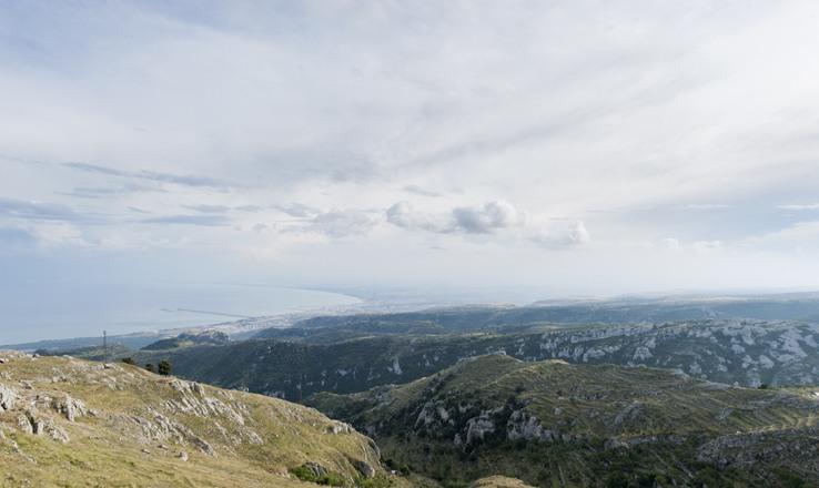 Pizzicato Gargano view