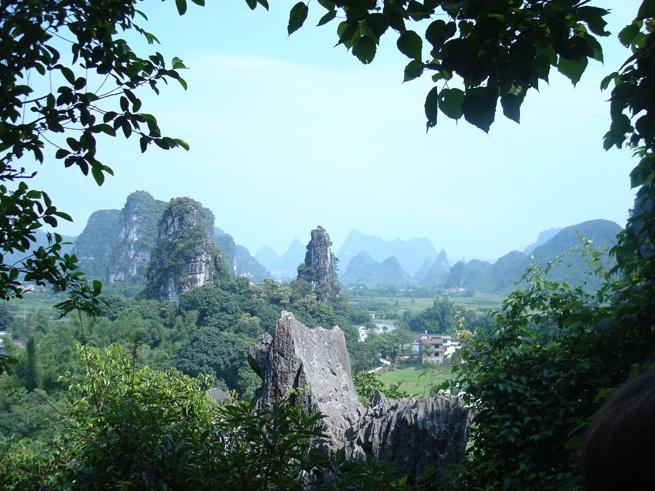Guilin to yangshuo view
