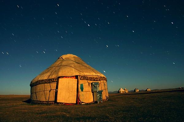 yurt tashkurgan