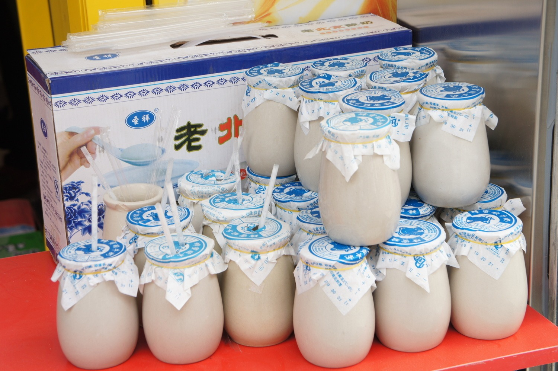 yogurt Beijing street desserts