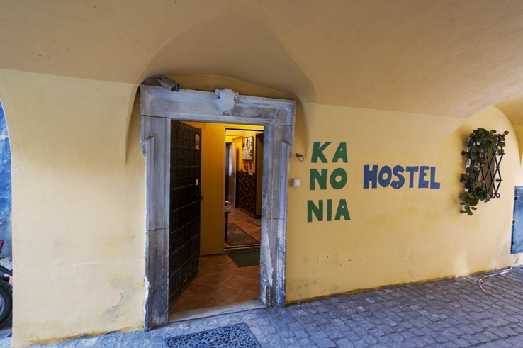 Kanonia Hostel Warsaw Open Door