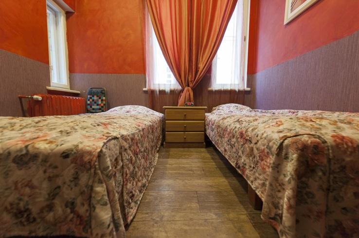 Kanonia Hostel Warsaw Room