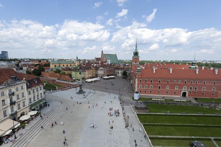 Kanonia Hostel Warsaw Old Town