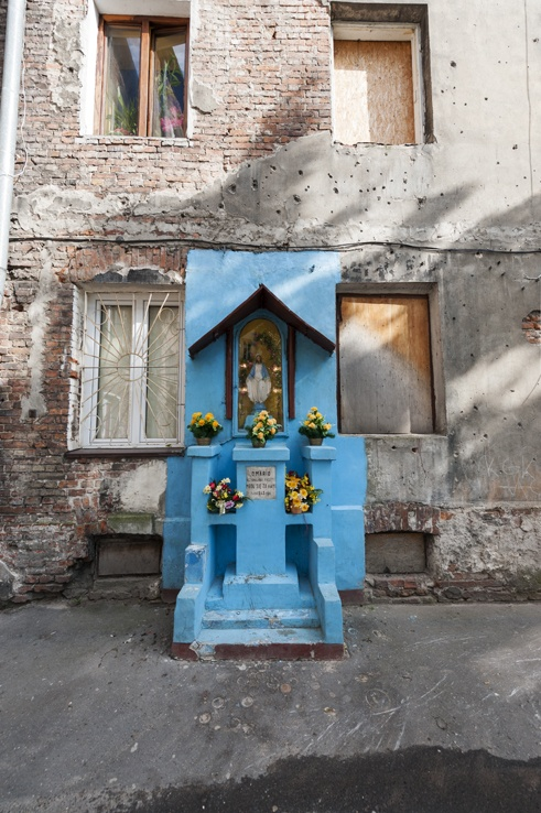 Adventure Warsaw Shrine