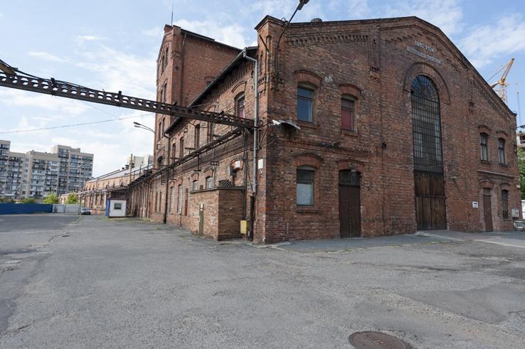 Warsaw Local Vodka Factory