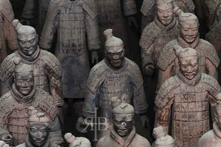 things to do in Xian Terracotta Soldiers