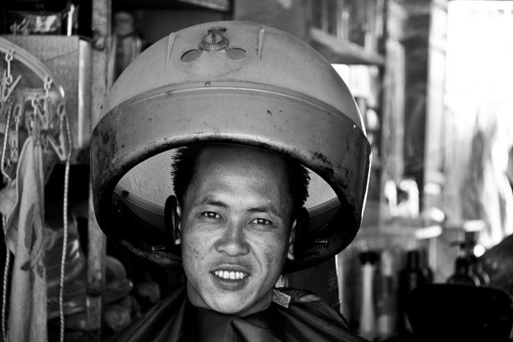 hairdresser hutong