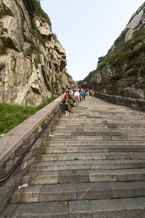 Tai Shan Steps