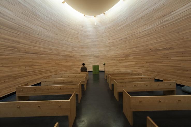 Helsinki Temple of Silence