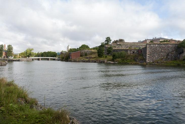 Suomenlinna Island Walls