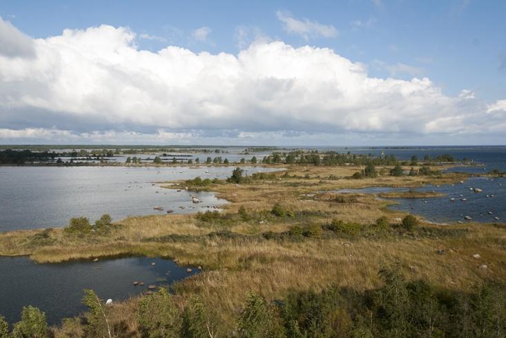 Kvarken Archipelago Land Rising
