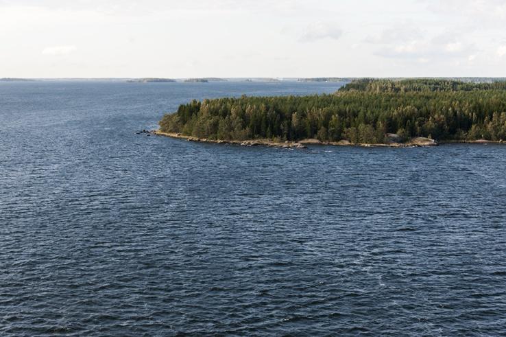 Vaasa Kvarken island