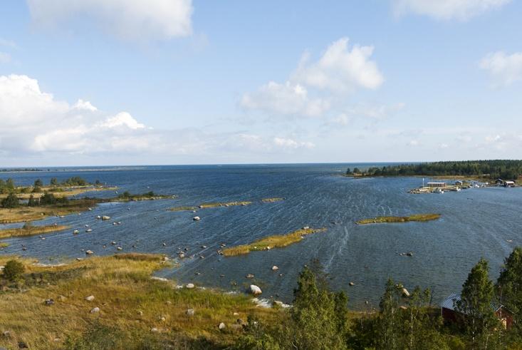 Kvarken Archipelago Water Lines