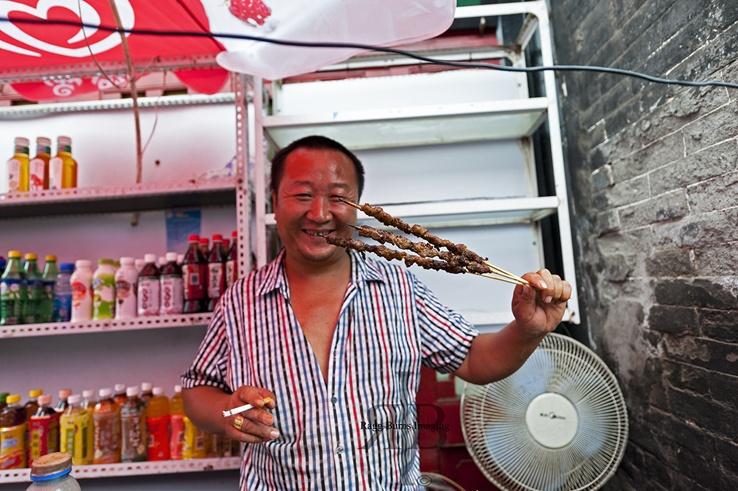 Street food Pingyao