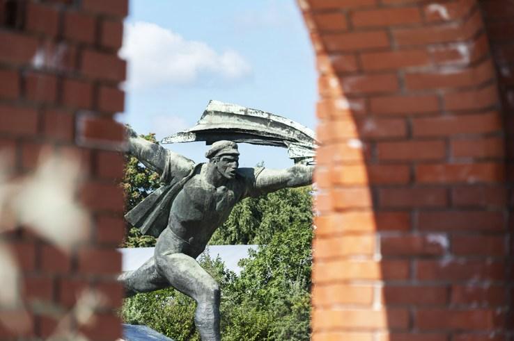 Budapest Memento park 2