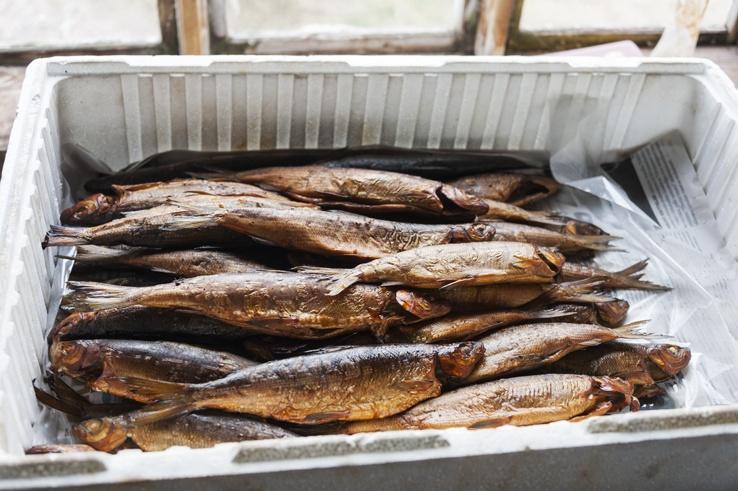 Finland Smoked Fish