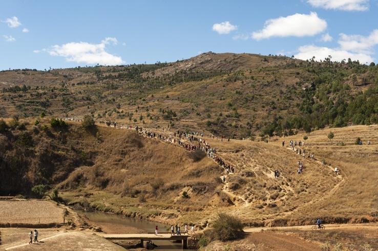 famadihana view