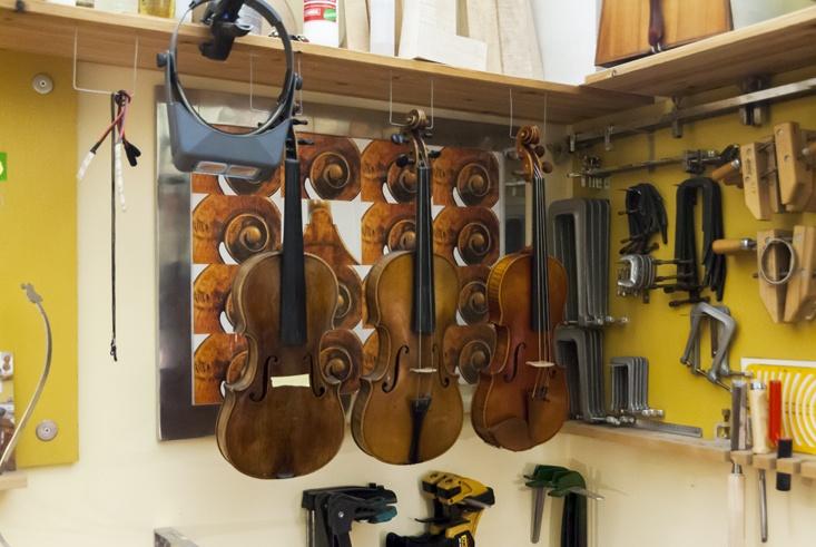 edgar russ violins