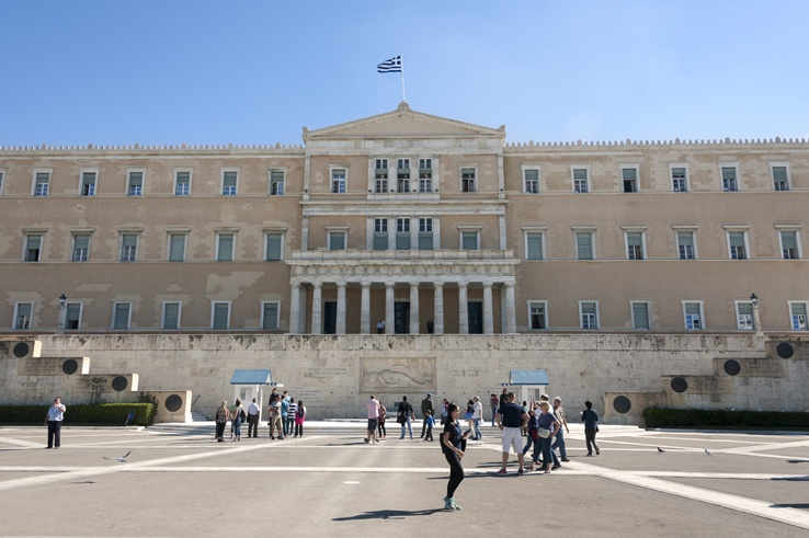 Greece Athens Insiders Parliament