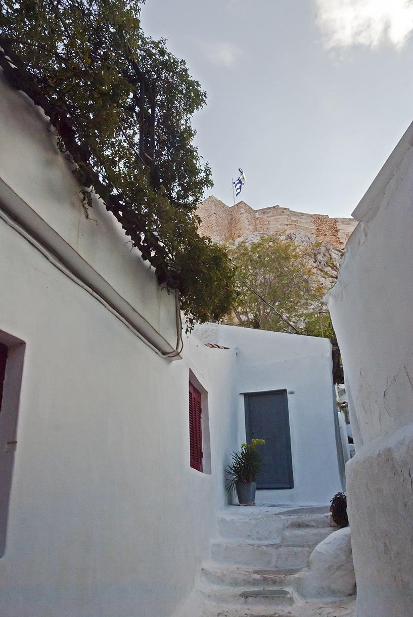athens unusual places anafiotika 2