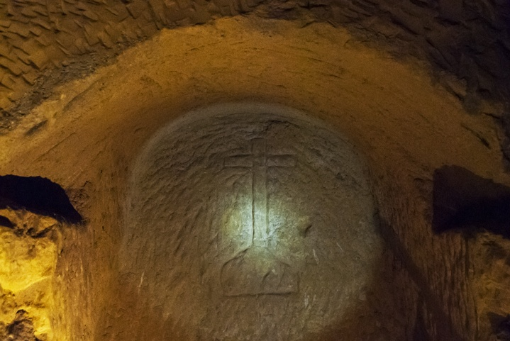 cross grotte osimo