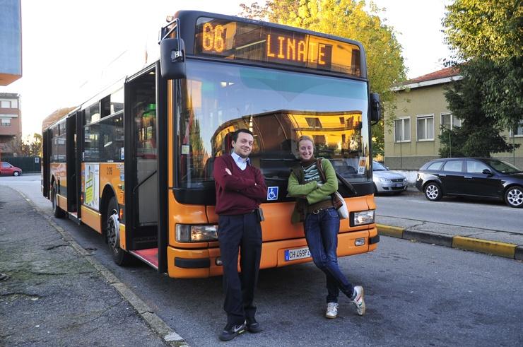 bus 66 milano
