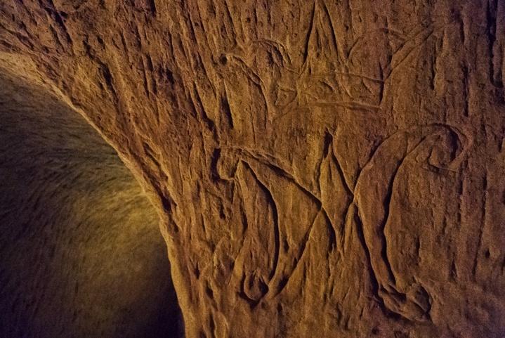 mysterious grotte osimo