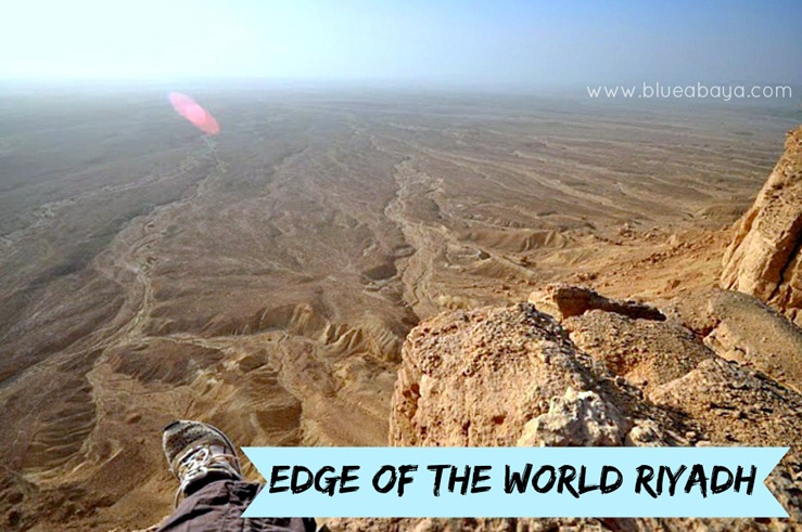 the edge saudi arabia