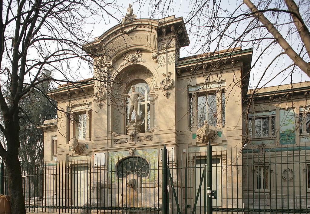 acquario milan facade
