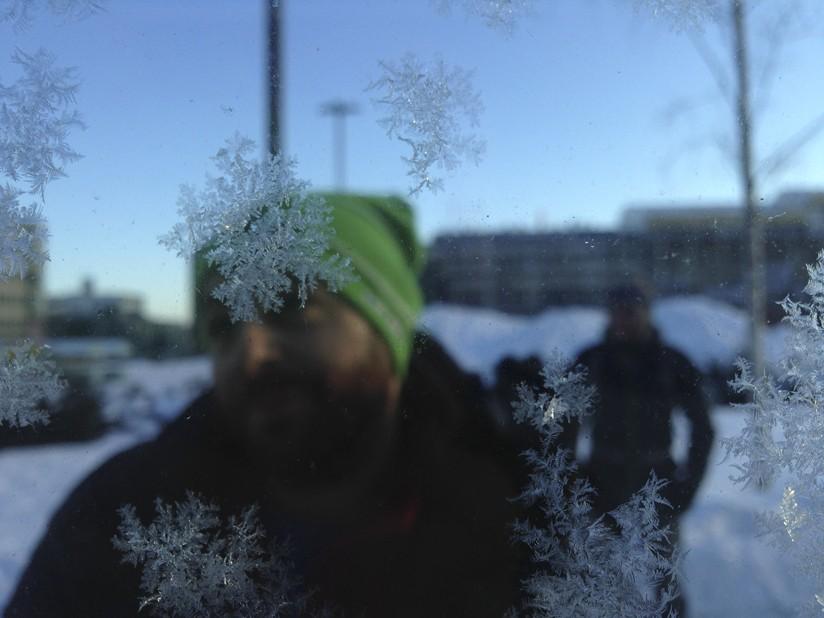 frozen glass mikkeli