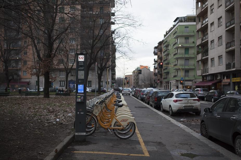 bike mi station 3