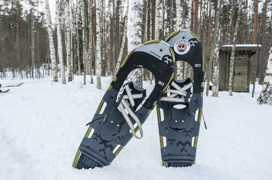 things to do in mikkeli in winter Snow Shoes