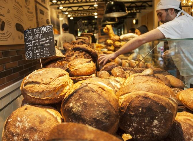 baluard bakery gracia barcelona