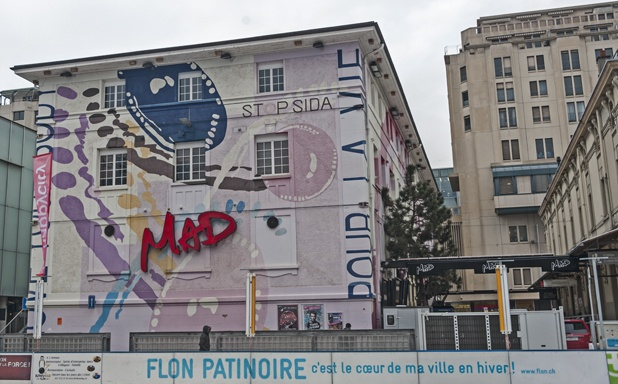 le flon mad nightclub