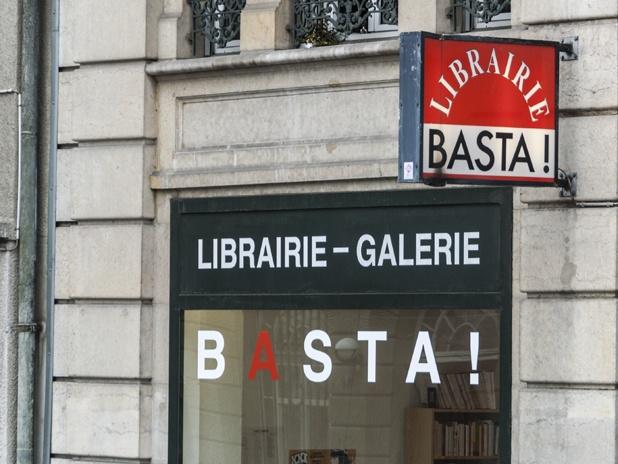 Librairie Basta lausanne