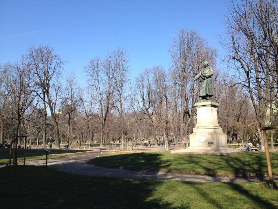 giardini pubblici porta venezia milan parks