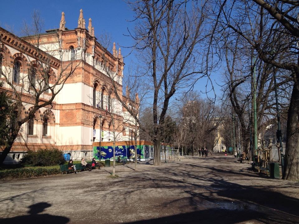 giardini pubblici porta venezia