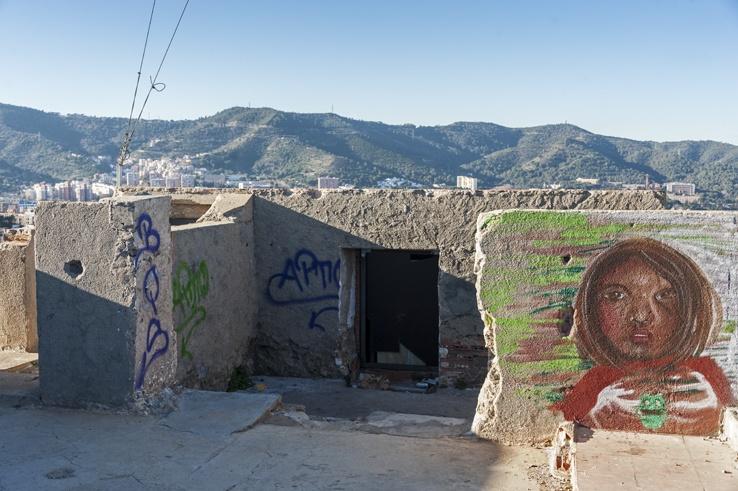barcelona bunker del carmel