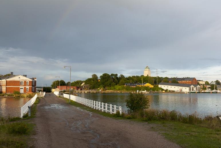 suomenlinna in summer helsinki finland